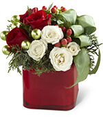 The Merry & Bright Bouquet